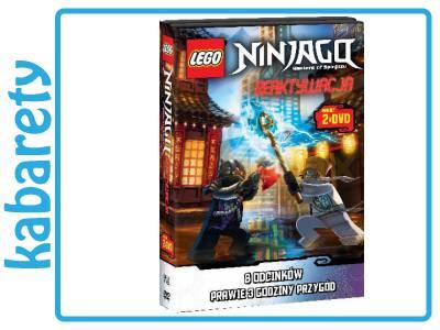 Lego Ninjago Reaktywacja Część 12 Odcinki 1 8 2 5214582785