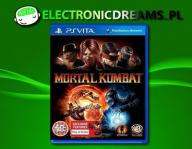 MORTAL KOMBAT PS VITA PSV ELECTRONICDREAMS W-WA