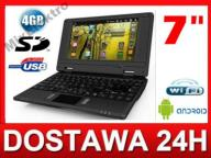 "4GB mini LAPTOP 7"" NOTEBOOK ANDROID WiFi  T15"