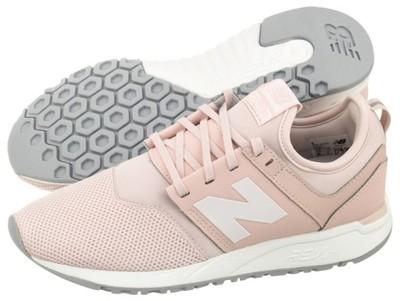 new balance damskie różowe allegro