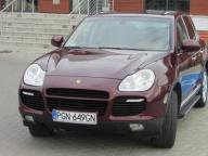 Porshe Cayenne 4,5 Turbo limited edition nowa cena