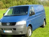Volkswagen Transporter T5*LONG 2.5tdi 130km 07r.