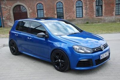 Volkswagen Golf 6 Vi 271 Km R 20 Full Opcja 2013 6835181604 Oficjalne Archiwum Allegro