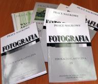 Fotografia, Prace naukowe AJD, 8 zeszytów