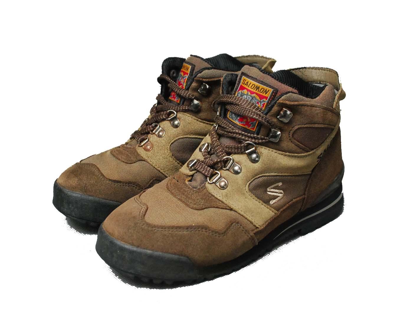 SALOMON buty trekkingowe turystyczne vintage r 38