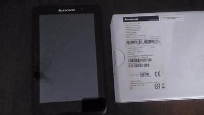 Tablet LENOVO - uszkodzony A3500-FL - 6901119297 - oficjalne