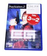4273-63 ...EG ENDGAME... a#g GRA PLAYSTATION 2