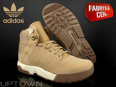 M?skie buty zimowe ADIDAS Uptown r. 45 13 Tanio