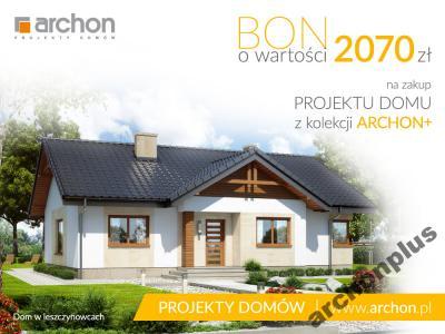 Bon Podarunkowy Projekt Domu Archon 5706543569 Oficjalne