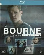 The Bourne Classified Collection Nowa Blu-Ray S