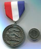 1- Medal sportowy