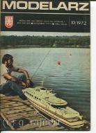 Modelarz 10/1972 Wostok, Strażak-3, TR 21
