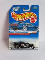 Hot Wheels 1:64 Super Comp Dragster black HW1998