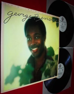 GEORGE BENSON /EARL KLUGH -LIVIN' INSIDE .2LPs USA