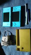 Nintendo DSI, r4i, przerobione, softmod, dodatki!