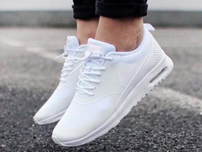Buty Nike Thea Air Max Białe 599409 101 r.36 do 39