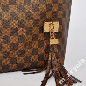 b3f087de39f0c Louis Vuitton torebka duża LV like neverfull - 6035572863 ...