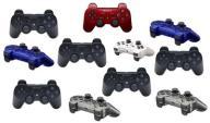 Pady do Playstation PS3 Duży zestaw (35 szt) +Move