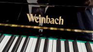 Czarne Pianino Weinbach + Gratis! Piano-Forte