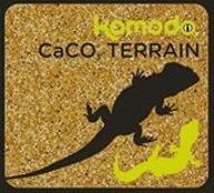 Komodo CaCo3 Sand - Caramel 4kg