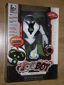 Wowee Joebot Robot Reaguje Na Głos Tańczy Gada łał 3470503149