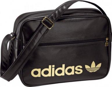 34a75e2042bfb Torba torebka ADIDAS originals czarna bag - 6170534635 - oficjalne ...