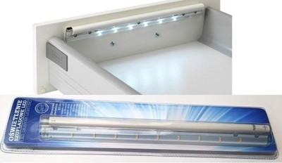 Lampka 9 Led Auto Onoff Oświetlenie Szaf Baterie