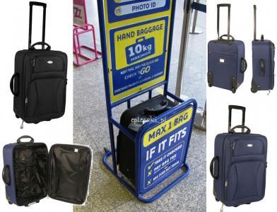 Walizka Na Kolkach Bagaz Podreczny Ryanair Wizzair 2789714888 Oficjalne Archiwum Allegro