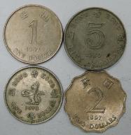 LOT Hong Kong dolary 1979-1997