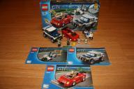 Lego City 60007 Superszybki Pościg Policja