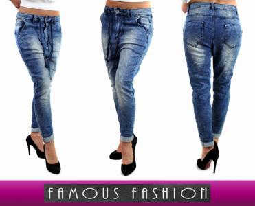 43afb3f8 HIT spodnie baggy jeans z niskim krokiem.M - 5170577730 - oficjalne ...