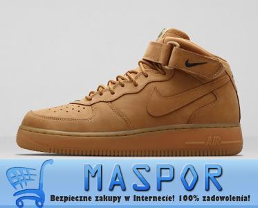 Nike air force miodowe męskie 40,41,42,43,44,45 Zdjęcie na