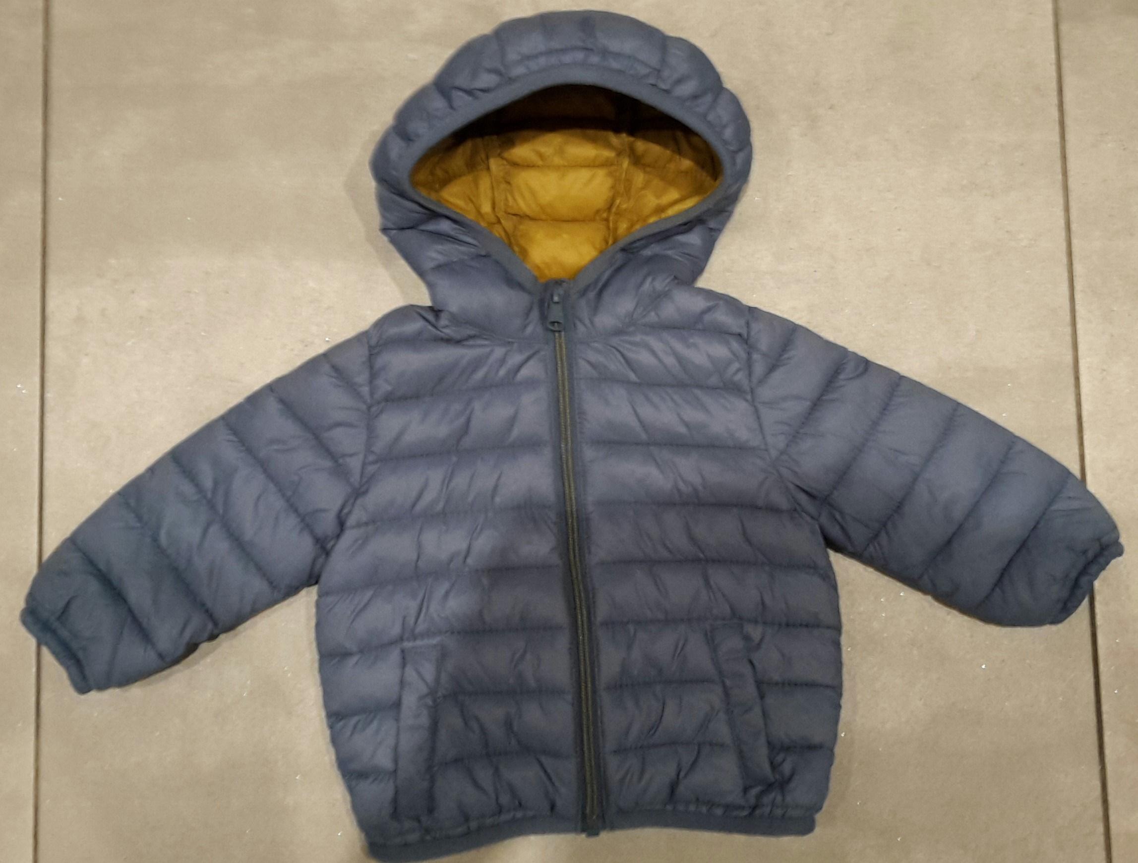 zara kurtka dla chłopca