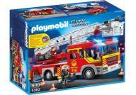 MZK Samochód strażacki z drabiną 5362 Playmobil