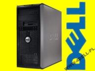 DELL TOWER 780 C2D 2X3000 6MB 4GB 160 DVDRW VB XP