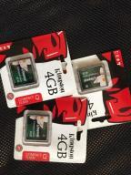 ostatnie 3 sztuki ! Kingston CF 4GB !!!