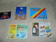 katalogi matchbox i burago
