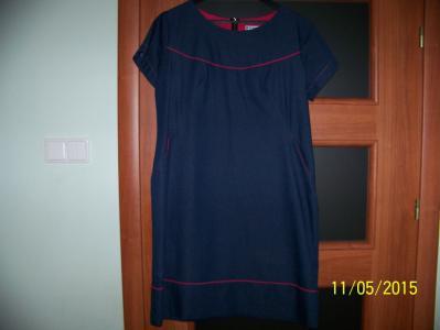 11bf2818e5 Sukienka firmy De Facto rozm. 46 - 5944553182 - oficjalne archiwum ...