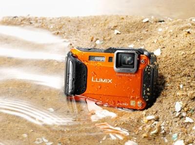Panasonic LumixPanasonic Lumix DMC-FT5 po zalaniu