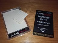 Atari Portfolio karta pamięci 64kB