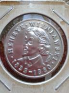 100 ZŁ 1983 HENRYK WIENIAWSKI PRÓBA
