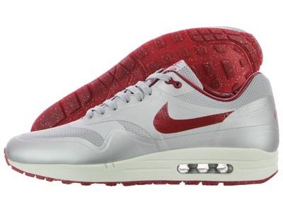 Nike Air Max 1 Gs Qs Buty Do Biegania Dla Dzieci Białe