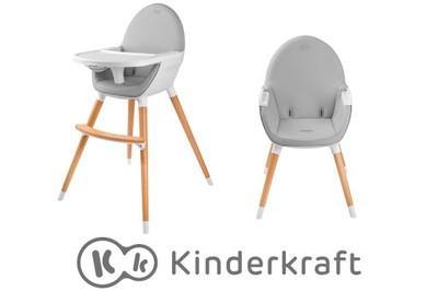 Krzesełko Do Karmienia Fini Kinderkraft Krzesło 6999381813