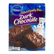 PILLSBURY z czekoladowe Brownie ciasto w proszku