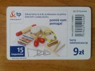 karta chipowa 189 D 1.10.2009