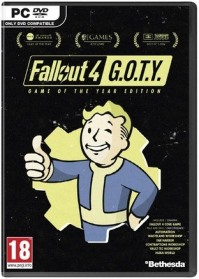CENEGA Gra PC Fallout 4 GOTY