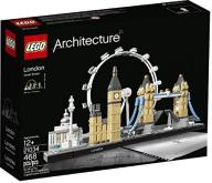 LEGO ARCHITECTURE 21034 Londyn WARSZAWA