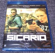 Blu-Ray: Sicario (2015)