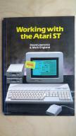 WORKING WITH THE ATARI ST książka