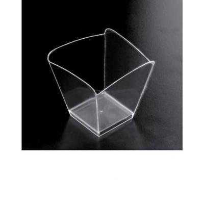 Pucharki deserowe crystaliczne 95ml 25szt
